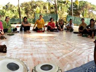 Kathak Sangha Goa Retreat 2016