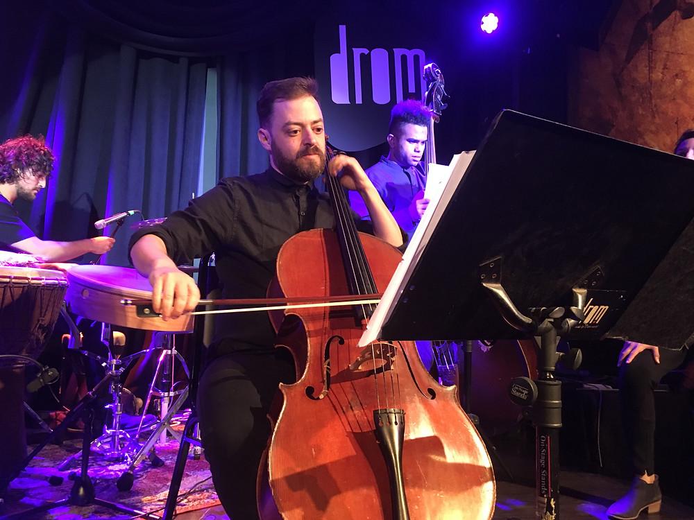 Jake Charkey & Sarafand at DROM NYC