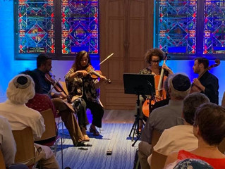Nakshatra Quartet at B'nai Jeshurun Synagogue