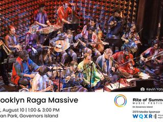 Rite of Summer Music Festival: Brooklyn Raga Massive