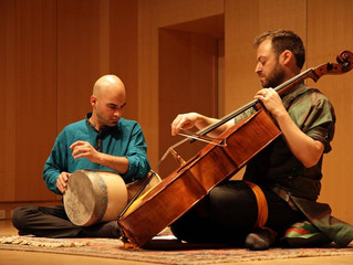 Golestan at Festival Accès Asie, Montréal