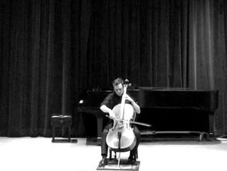 Solo Recital at Marlboro College
