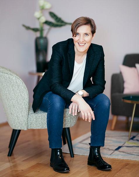 Ulrike Auracher  |  Psychologin