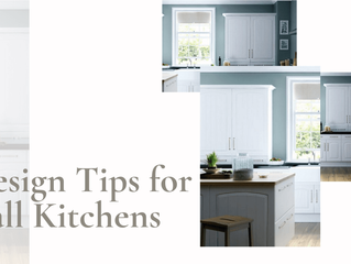 4 Design Tips for Small Kitchen