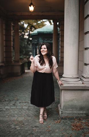 Ashley Noble - Austin, Texas Boudoir Portrait Photgrapher