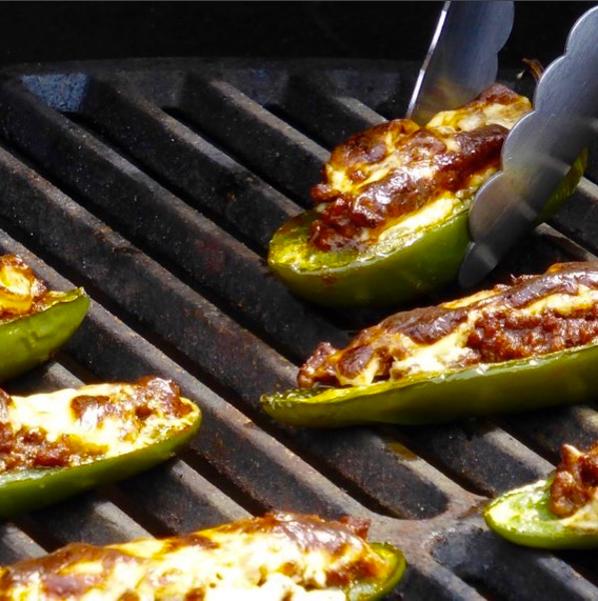 Spicy Jalapeños