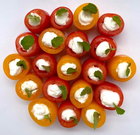 Cherry Tomato Salads
