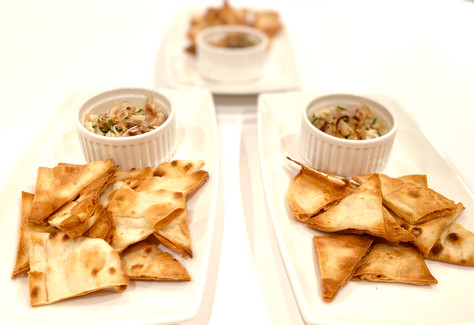 Caramelised Onion and Thyme Dip