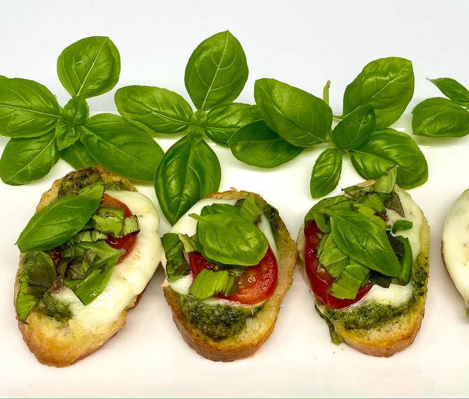 Italian Crostini
