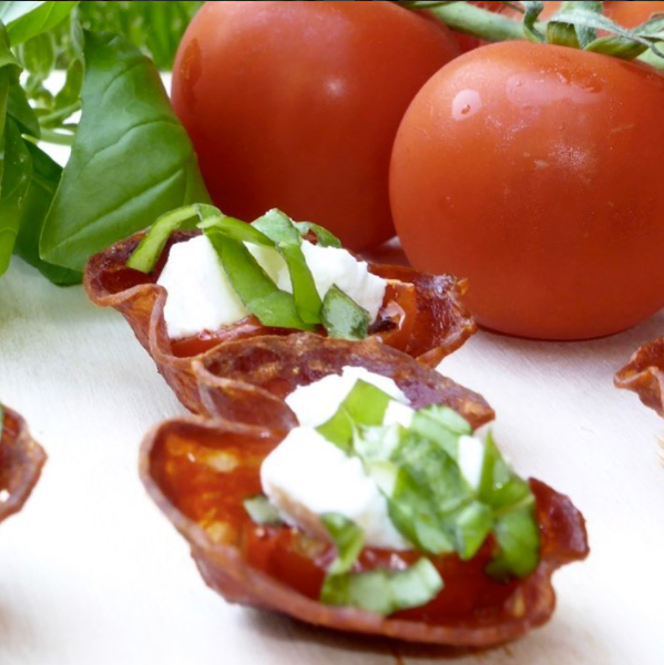 Chorizo Tartlets