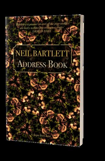 Address Book 3D Book Mock Up small versi