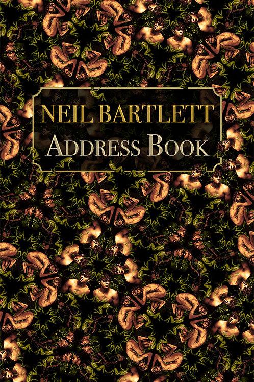 PRE-ORDER ADDRESS BOOK—Neil Bartlett
