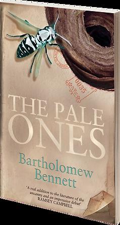 The Pale Ones by Bartholomew Bennett Horror