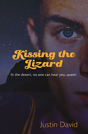 Kissing the Lizard Justin David.jpg