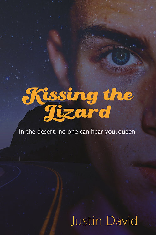 Kissing the Lizard — Justin David