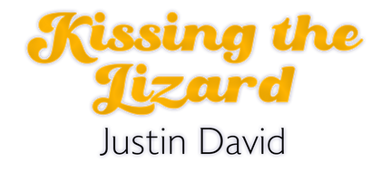 Kissing the LIzard Lettering.png