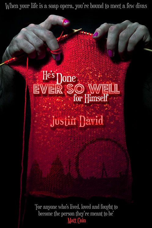 He's Done Ever So Well for Himself — Justin David