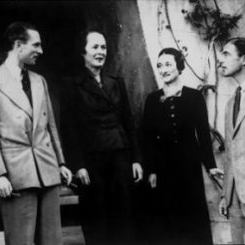 ABDICATION: Crisis of Wallis Simpson