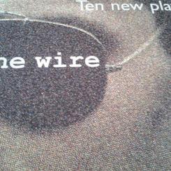 2011 SEVEN SCENES  BBC Radio 3, The Wire
