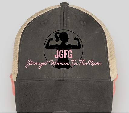 Black - Flex Girl Trucker Hat