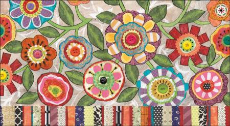 Quilt Sew 2 Year Pocket Calendar 2021/2022