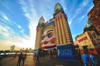 Luna Park by Michael Lynch
