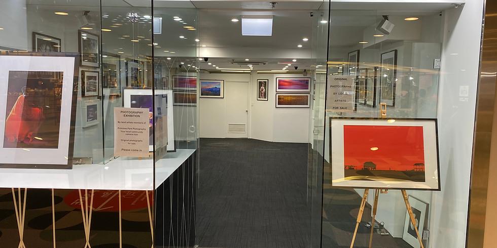 Pop-Up Gallery Opening