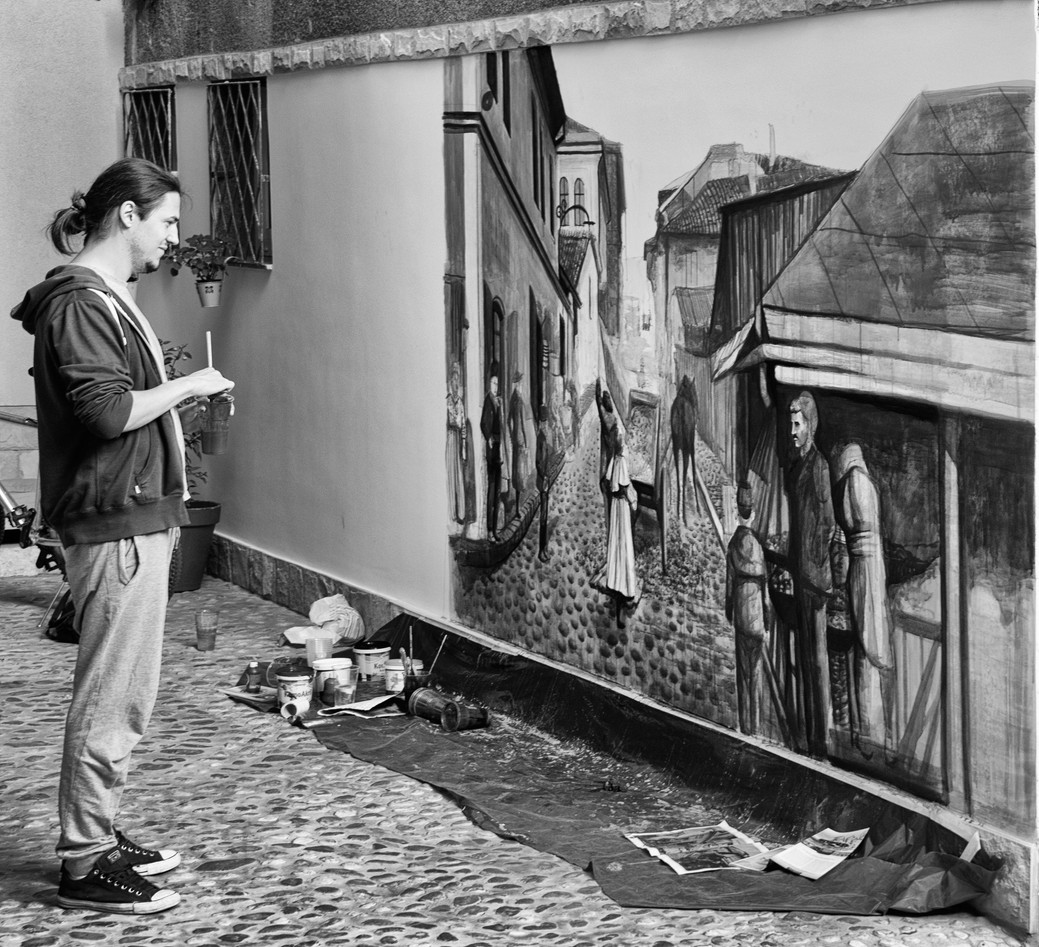 michael_bucknell_mural_painter_Sarajevo_