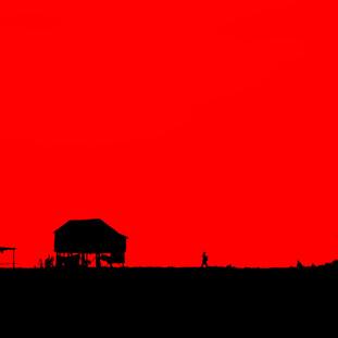 Christopher de Doby Mekong Sunset $450.jpg