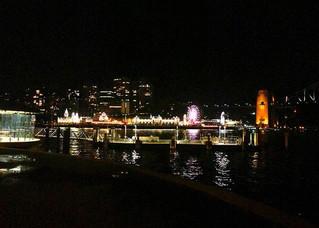 Heather Fernon North Sydney Nights No. 2