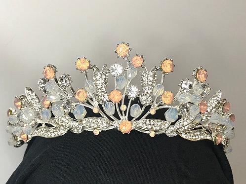 Spring Garden tiara
