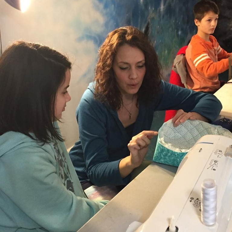 Junior Sewing Lessons