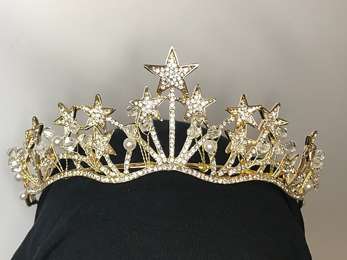 Star spangled tiara