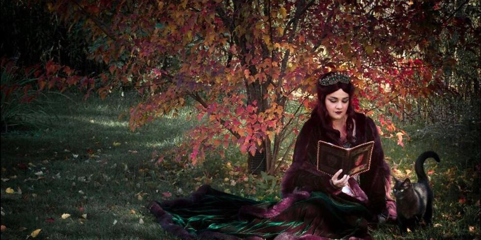 Forest Fantasy Photoshoot
