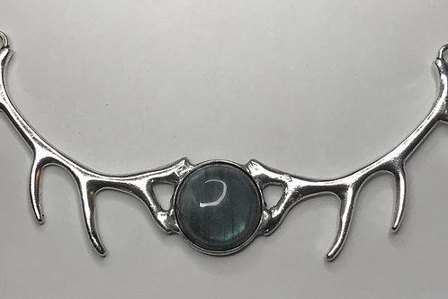 Labradorite & Antlers