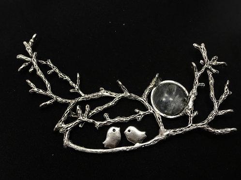 Birds of a Feather & Grey Labradorite