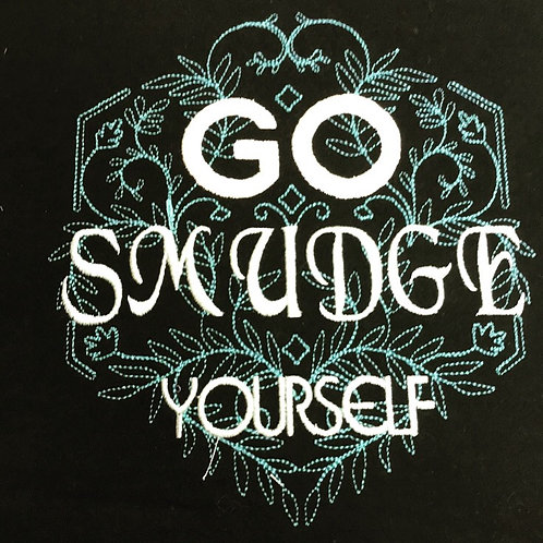 Go Smudge yourself -Tank top