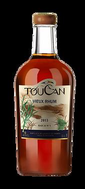 Rhum vieux Toucan