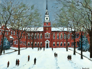 Baker Memorial Library, Dartmouth College