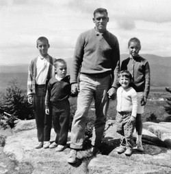 White Mountains, New Hampshire, 1965