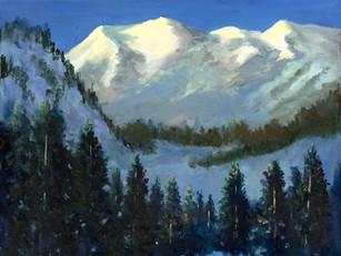 Nocturne Banff