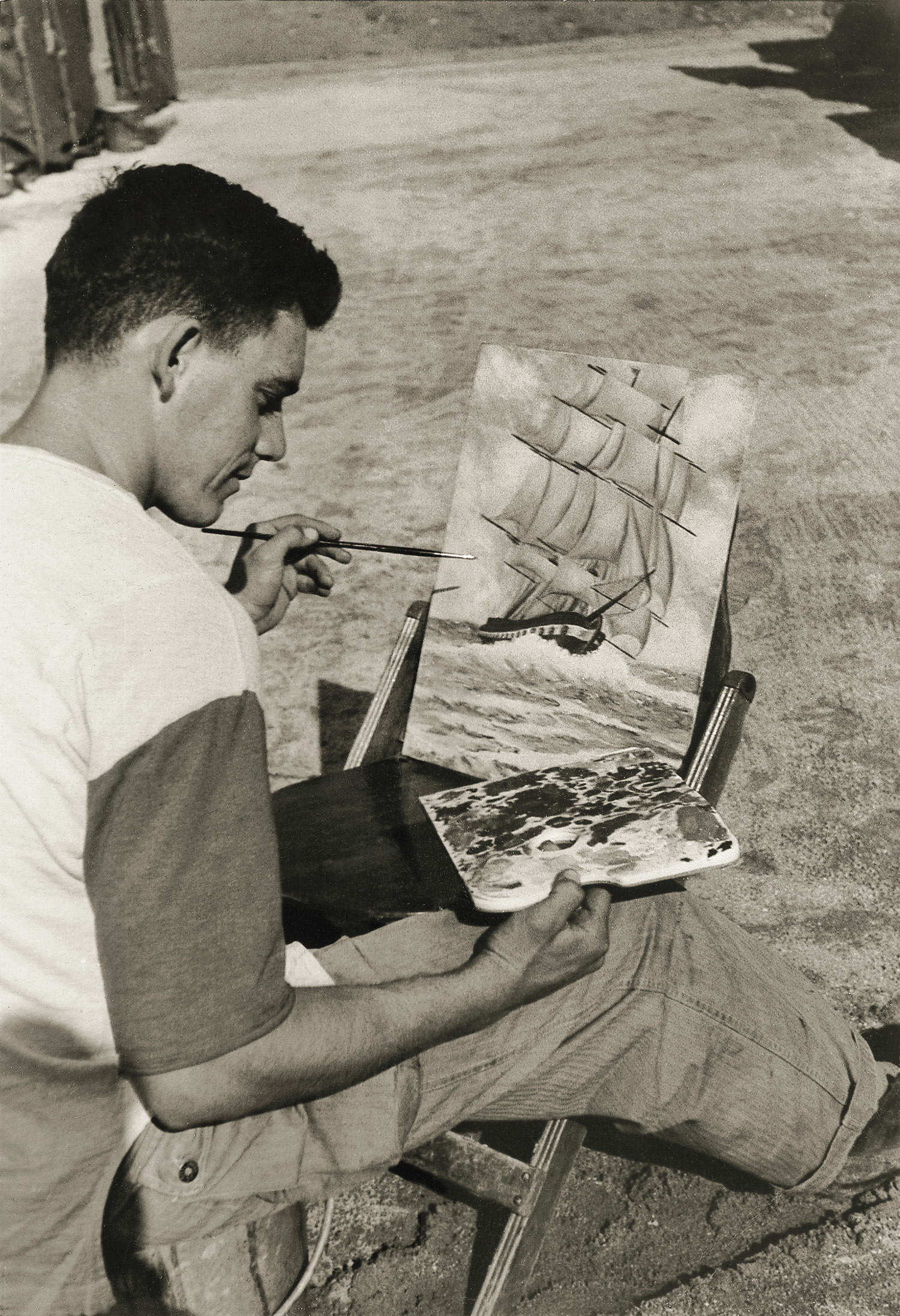The Marine Corps, 1951
