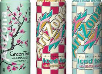 ARIZONA DRINKS, 16 OZ CAN