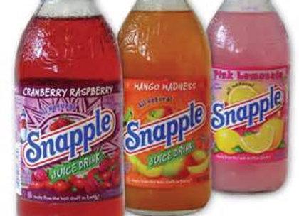 SNAPPLE DRINKS, 16 OZ