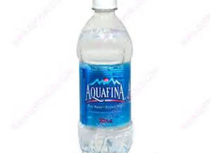 15 OZ BOTTLE WATER, AQUA FINA