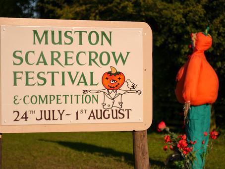 Muston Scarecrow Festival