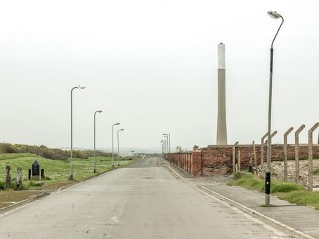 Steetley: Magnesite Works Hartlepool