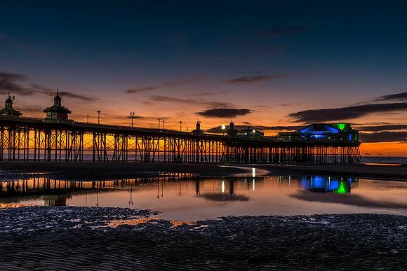 Landscape Colour 22 (North Pier Blackpool)