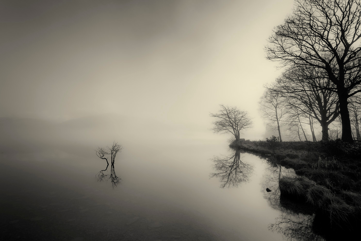 Landscapes- B&W 4