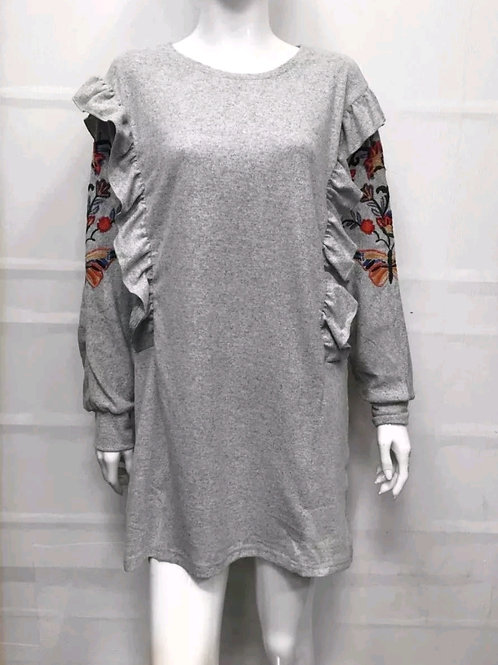 Over Sized Tunic Dress